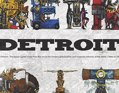 The Detroit Series: Past, Present, Future? (2014)