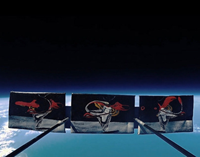 Exhibition in Space