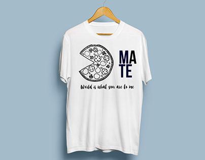 Couples T shirt Design