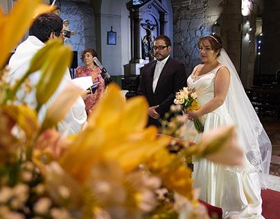 Matrimonio Cristina y Pablo