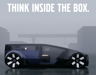 Volvo Think inside the box