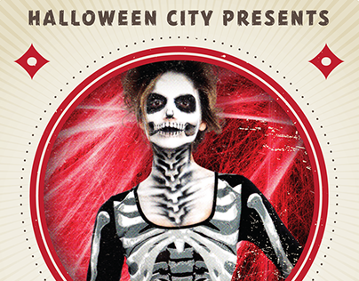 Halloween City Presents