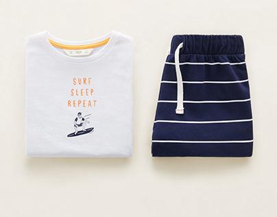 Pijamas SS19 Mango Kids