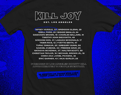 Killjoy / Don't Shoot