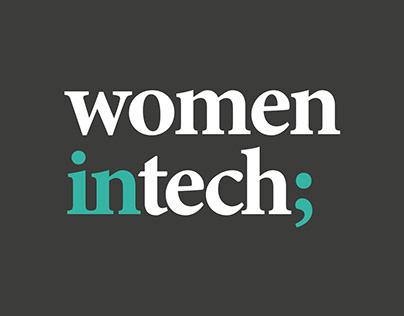 Branding - Women in Tech for Digital Lancashire