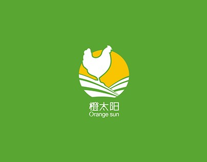 Orange sun-Logo