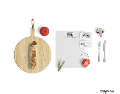 The Superfoodz Kitchen Brand Identity