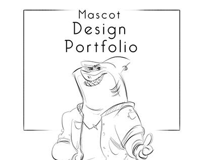 Mascot Design Works for Various Brands