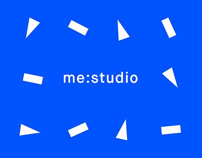 me:studio — Digital branding