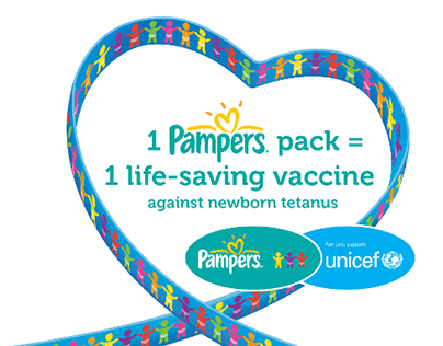 Pamper & Unicef Vaccine Program