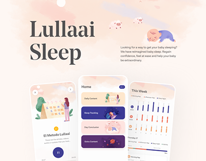 Lullaai Sleep App