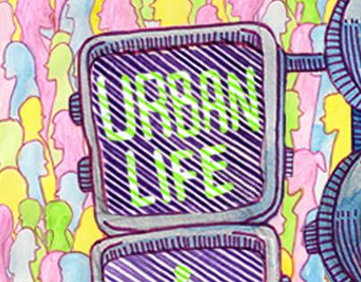 Urban Life - Illustration