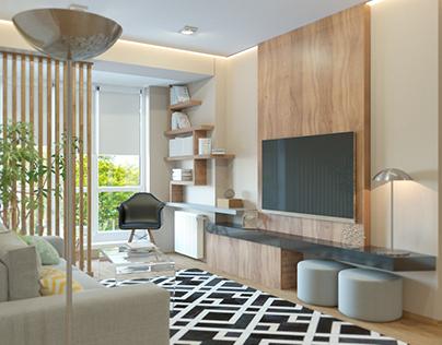 Apartment for rent I L'viv