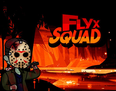 2D OUTRO - FLYX SQUAD