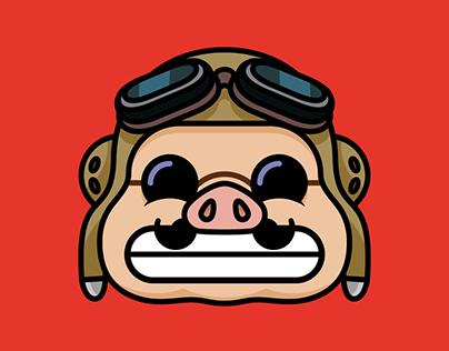 TROIS COULEURS – Porco Rosso