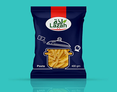 Lazah Pasta Packaging Proposal