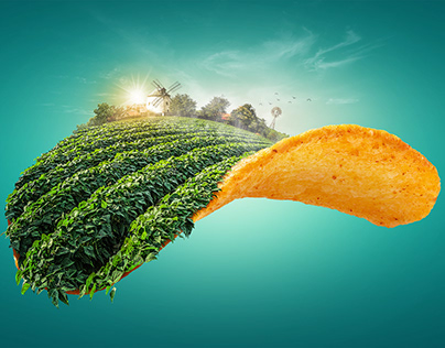 Potato Chips Billboard