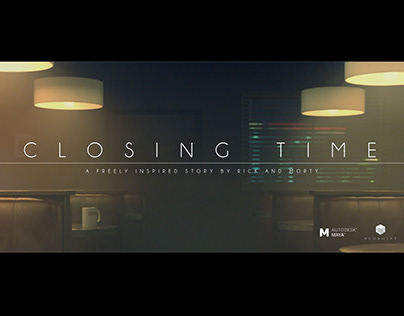 CLOSING TIME - A FREELY INSPIRED STORY By RICK & MORTY