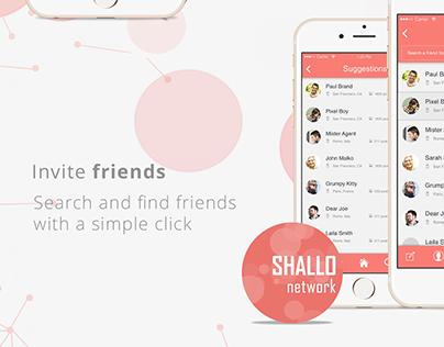 Shallo - iOS Dating App