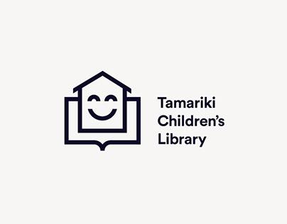 Children's Library Branding