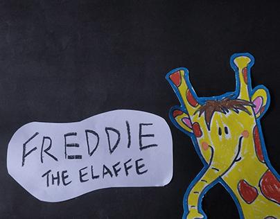 Freddie, the Elaffe (Nov 2020)