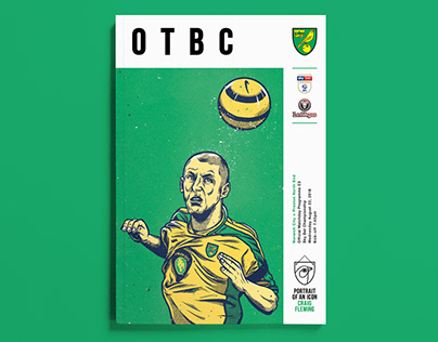 Norwich City Match Day Programme