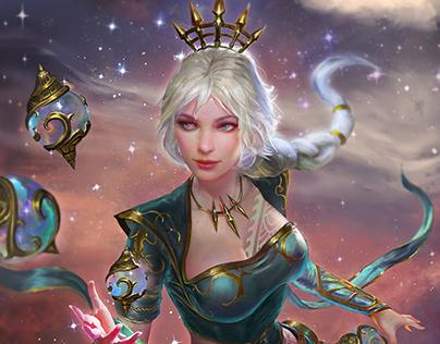Empress Nu Wa