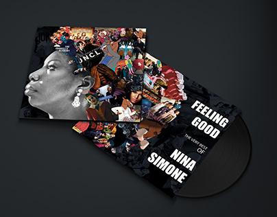 LP Cover Nina Simone