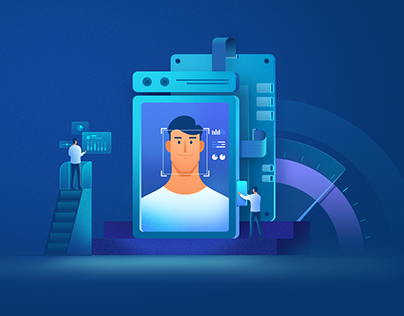 The face ID development board