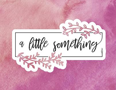 A Little Something Logo