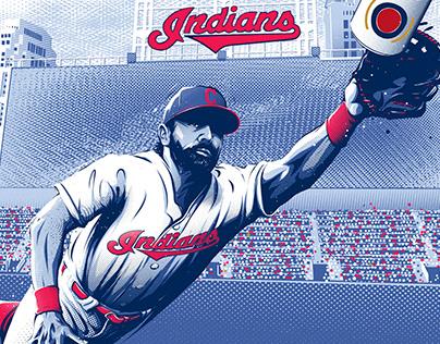Miller Lite Cleveland Indians