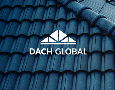 Logo and identity design for roofing company