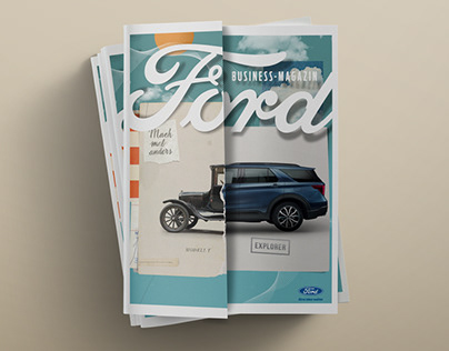 FORD / Business Magazine