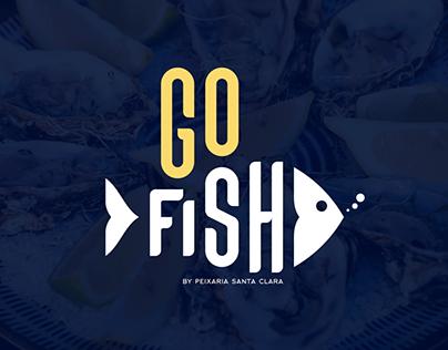 Rebranding • Go Fish by Peixaria Santa Clara
