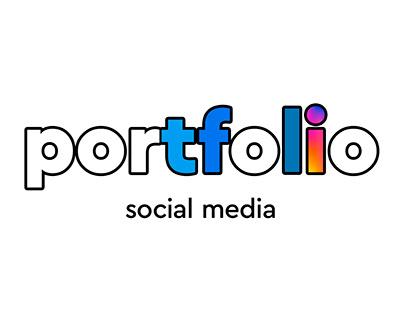 Portfolio Social Media