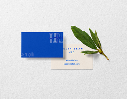 ATOLI - Real Estate Brand Identity