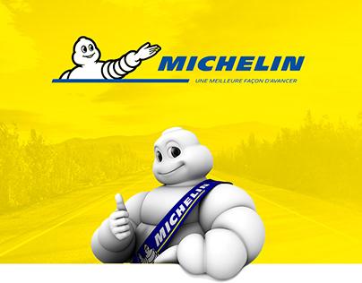 Web Design - Michelin Centru Moldova