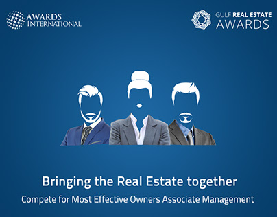 Creative Campaign for Gulf Real Estate Awards