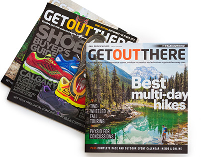 Get Out There Magazine