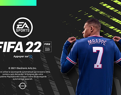 Visuel EA Sports FIFA 22