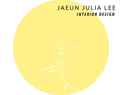 Jaeun Julia Lee 2018 | Portfolio