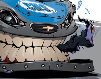 NASCAR BeastdUp! v2