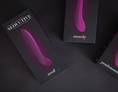 Seductive Silicone - Package Design