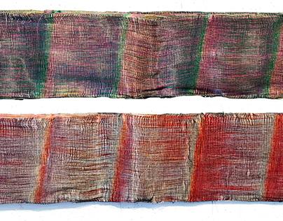 Jacquard Woven Color Studies