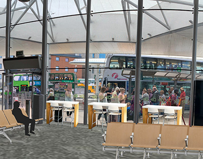 NPS for Norfolk County Council - Norwich Bus Station