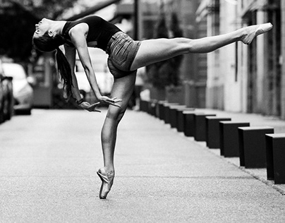 Dance in Lyon - Nikon D6 Test