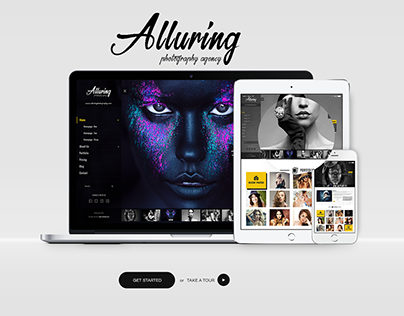 Alluring - Photography Agency
