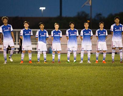 2018 Dallas Cup: FC Dallas U16 vs Diablos FC Tiestan