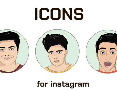 ICONS FOR INSTAGRAM