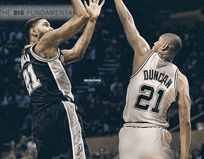Tim Duncan vs. Himself (Manipulation)